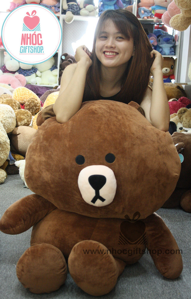 gấu-brown-1m