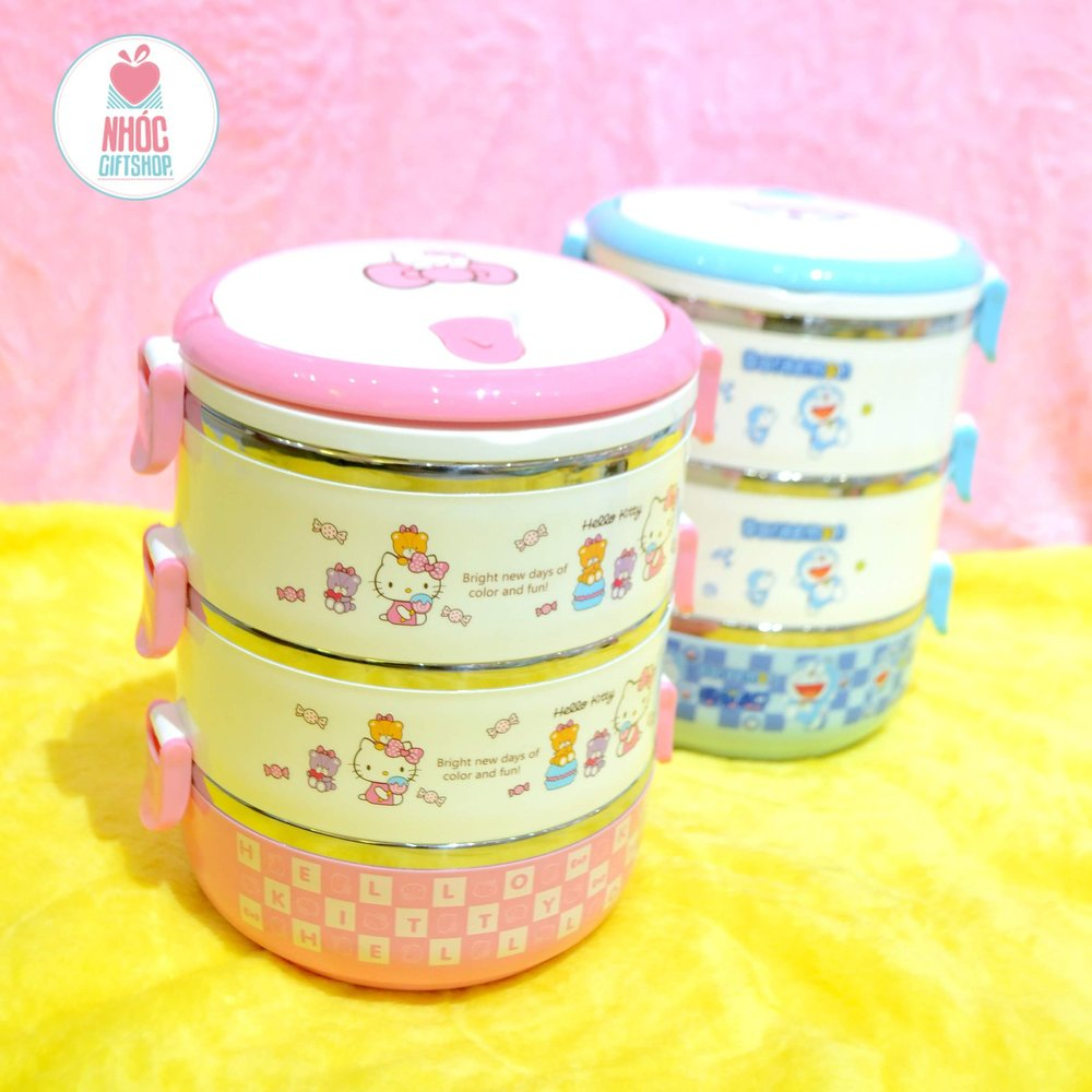 Camen hello kitty 3 ngăn - 26001