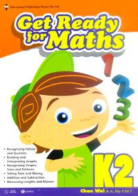 GET READY FOR MATHS- K2