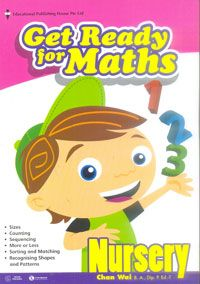 GET READY FOR MATHS- Nursery
