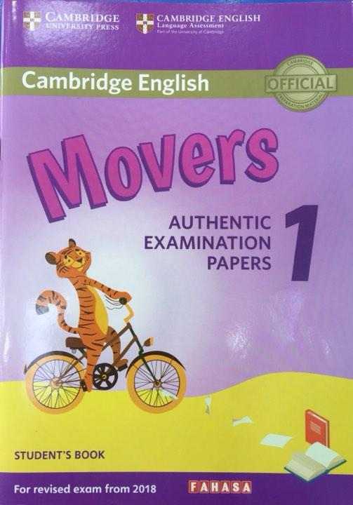 Cambridge English Movers 1