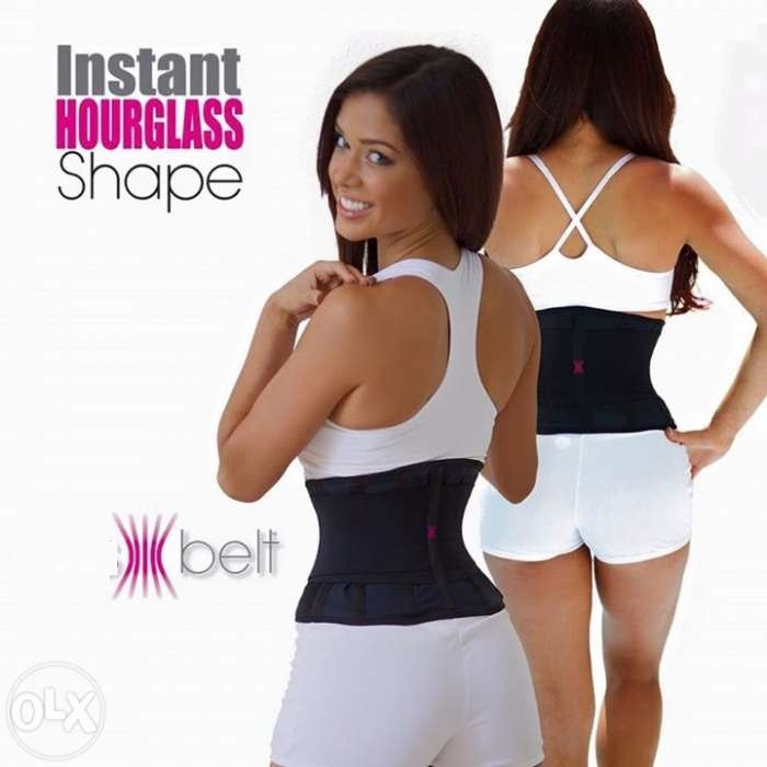 Đai Massage Nịt Bụng Slim Belt Hourglass Shape