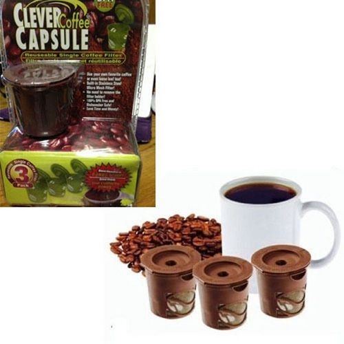Set 3 lọc pha cafe Clever Coffee Capsule
