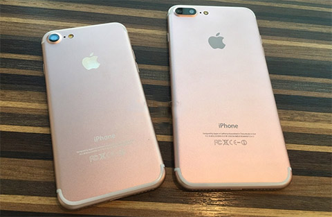 iPhone 7 Pro Đài Loan Android OS10 với camera kép