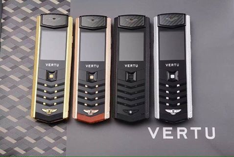 VERTU BENTLEY K9