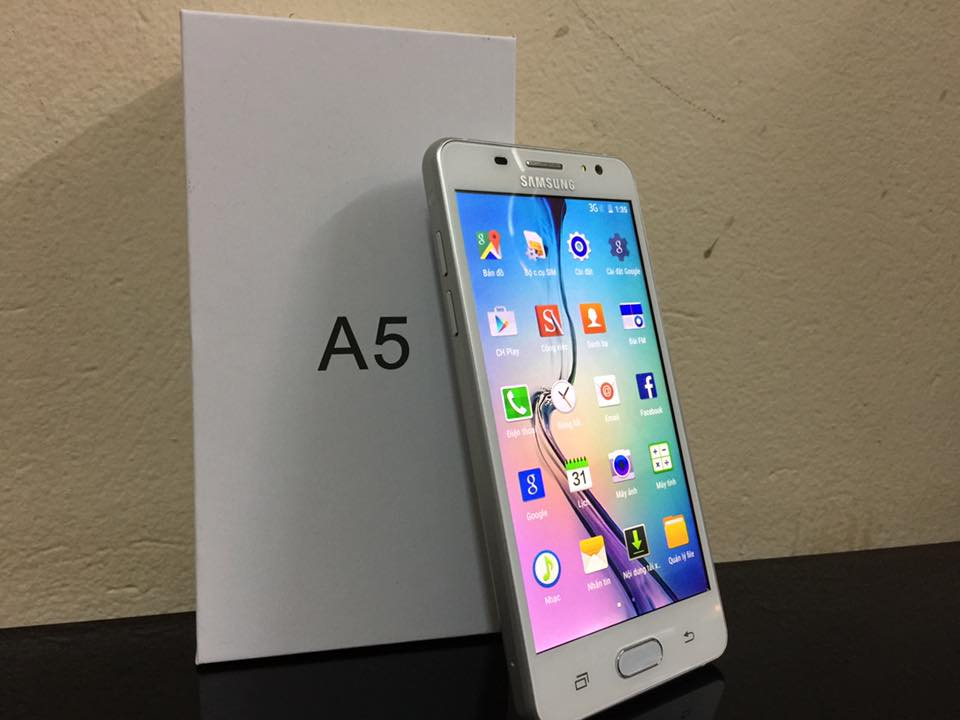 Samsung Galaxy A5 - Đài Loan