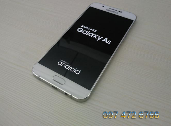 Samsung Galaxy A8 plus Đài loan