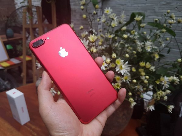iPhone 7 Plus Red màu đỏ