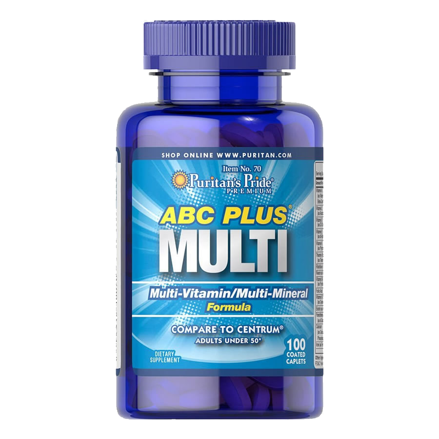 Vitamin tổng hợp ABC Plus Multi
