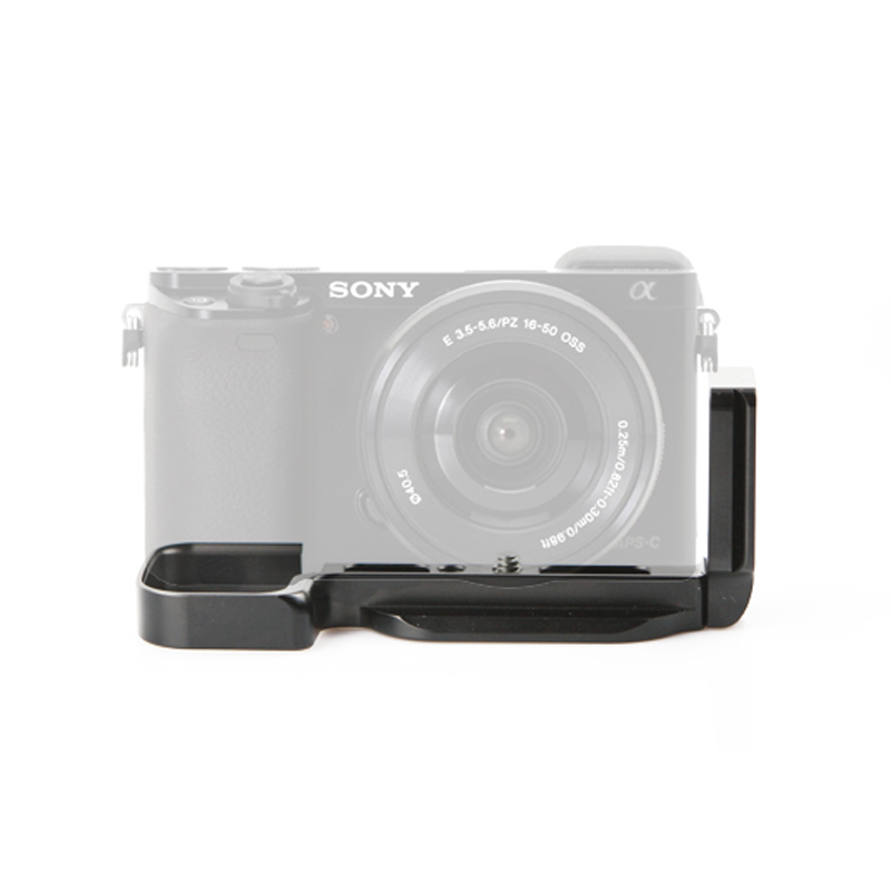 L Armor bracket for Sony A6000
