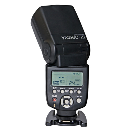 Flash Yongnuo 560III
