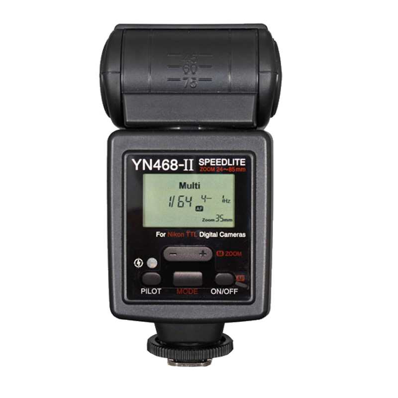 Đèn flash Yongnuo 468II for Canon/Nikon