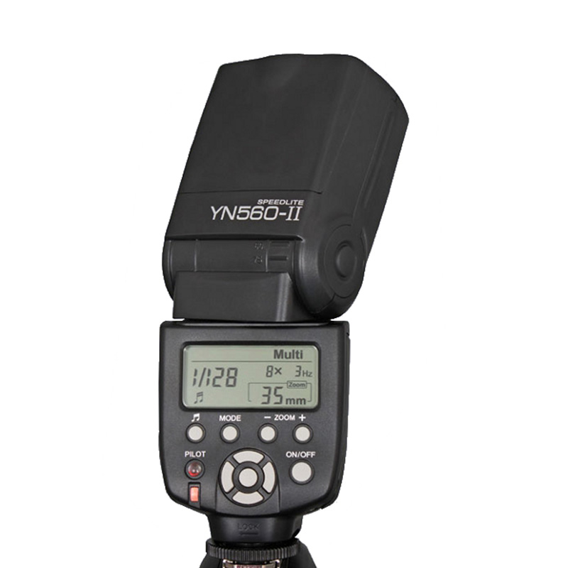 Flash Yongnuo 560II for Sony Alpha