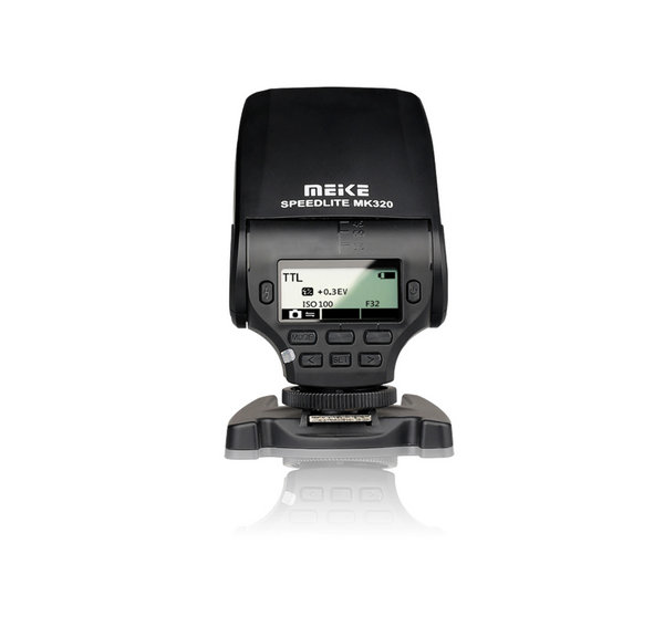 Flash Meike MK320s for Sony A7, A7s, A7r, A6000, A5000, A58