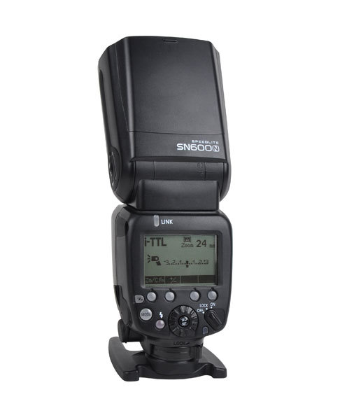 Flash Shanny 600N GN60 HSS for Nikon - Tặng OMNI bouce