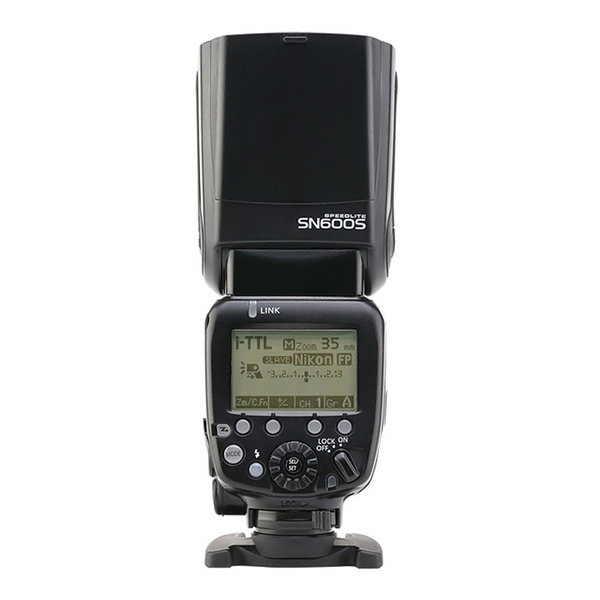 Flash Shanny 600S Slave TTL High speed Sync 1/8000s for Canon Nikon