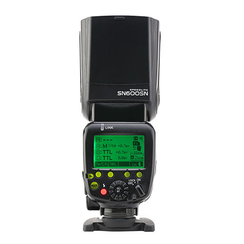 Flash Shanny Master 600SN for Nikon