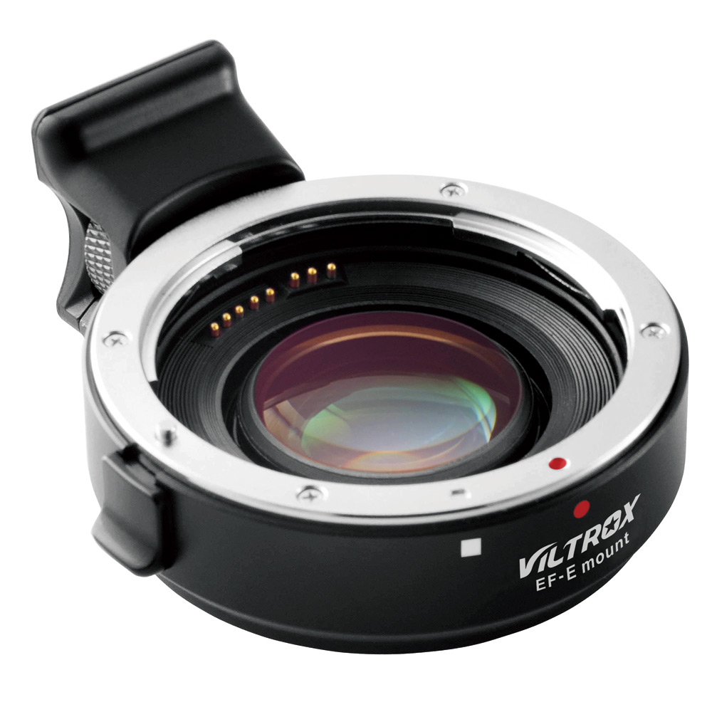 Adapter Viltrox Ef-e Af Focal Reducer Booster