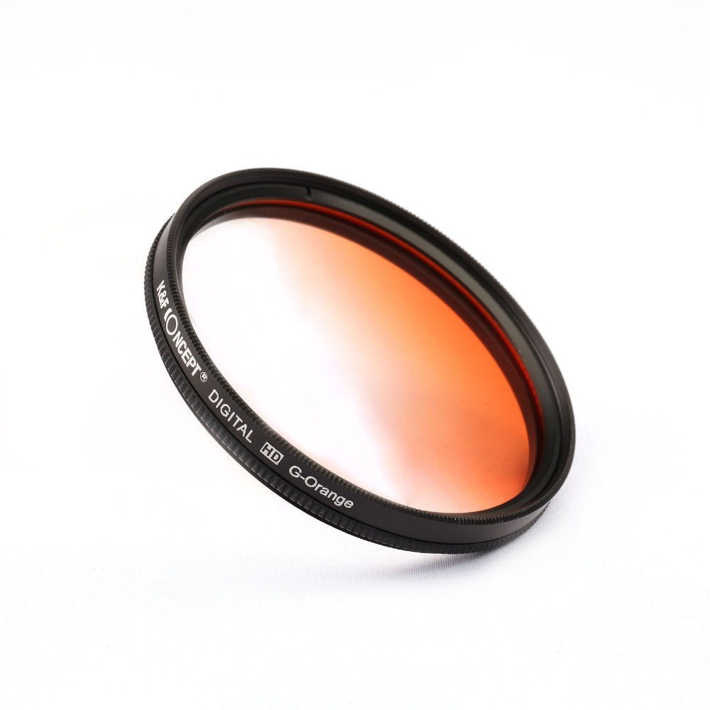 K&F Concept filter GND Orange - Japan optical glass