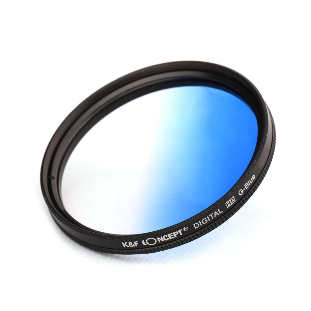 K&F Concept filter GND Blue - Japan optical glass