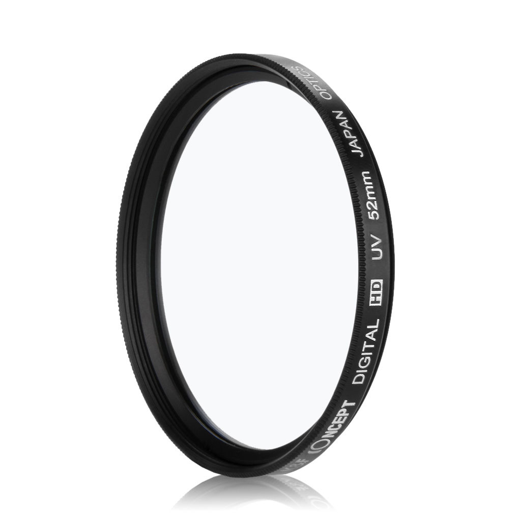 K&F Concept filter UV Digital HD - Japan Optic - Size 77mm