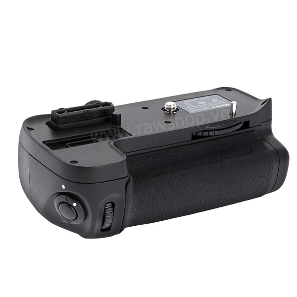 Meike battery grip for Nikon D7000 - 2.4 Ghz LCD timelapse remote