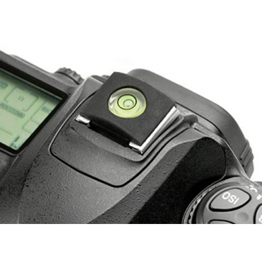 Hotshoe Bubble level for Canon/Nikon/Pentax/Sony ...