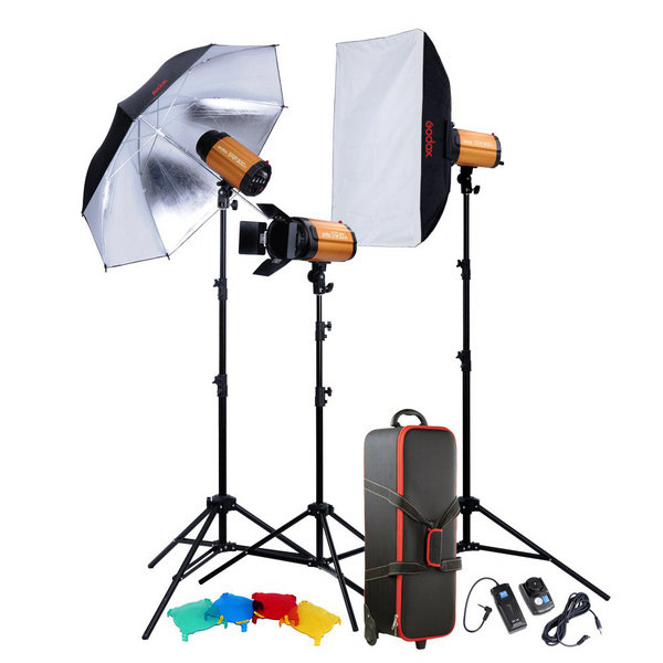 GODOX Studio Smart KIT 300SDI x3