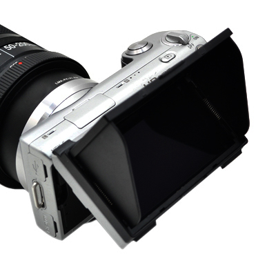 JJC LCD Hood for Sony Nex5R Nex5T
