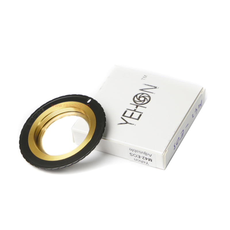 Yehon Adapter M42-EOS rolation