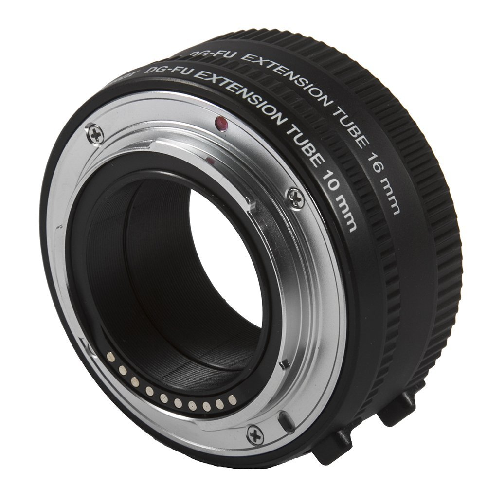 Viltrox DG-FU automatic macro extension tube for Fujifilm FX mount