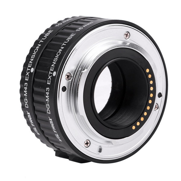 Viltrox DG-M43 automatic macro extension tube for M4/3