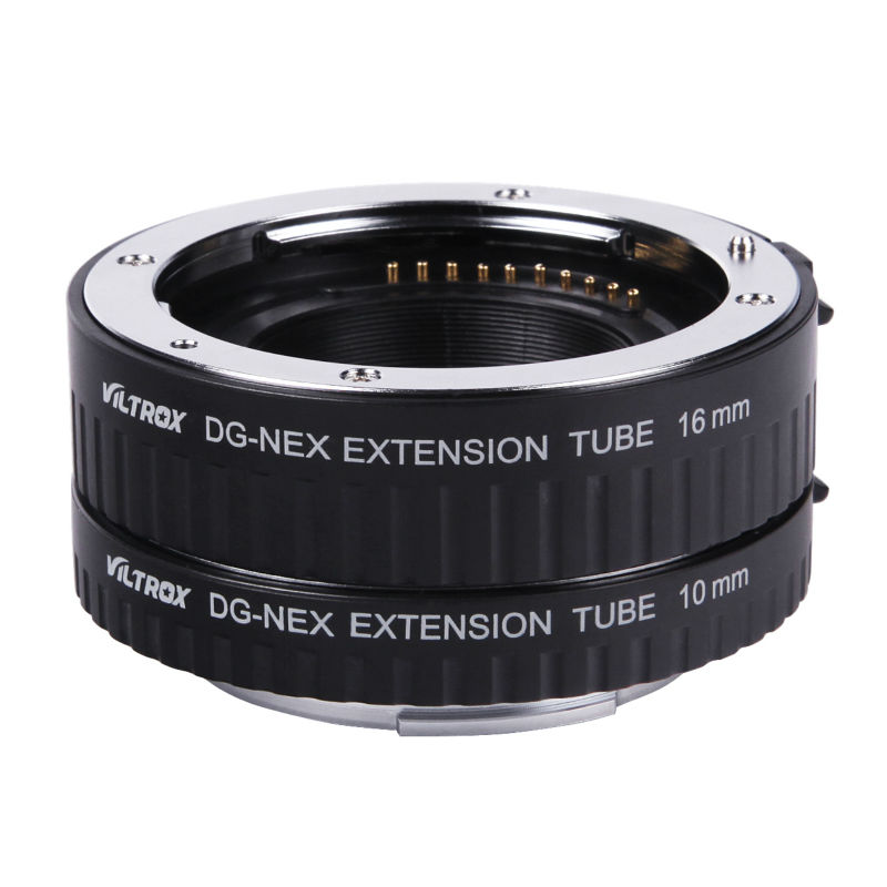 Viltrox DG-Nex automatic macro extension tube for Sony E mount