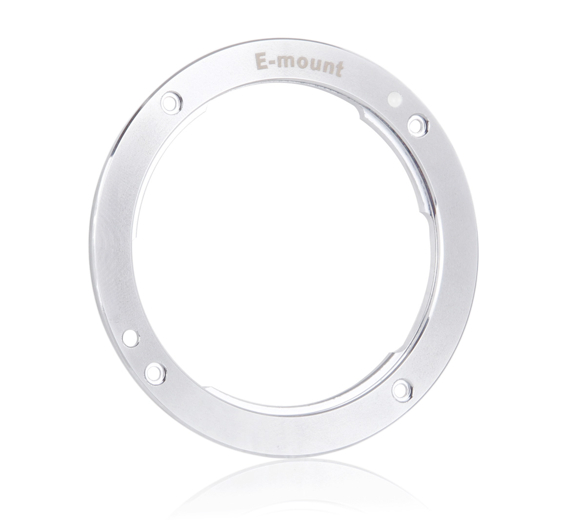 Tough E-Mount Replacement Mount for Sony NEX & E-Mount