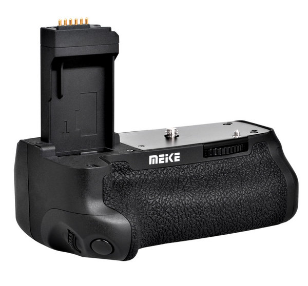 Meike battery grip DR-760 pro for Canon 760D - Timelapse 2.4Ghz remote control