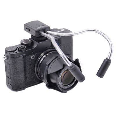 JJC Dual LED Macro Flexible Arm Light