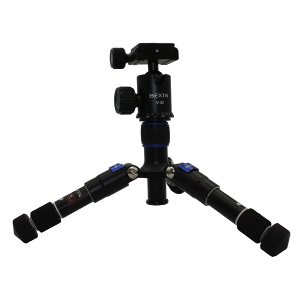 Ultra compact tripod BEXIN M-225s + V30 ball head