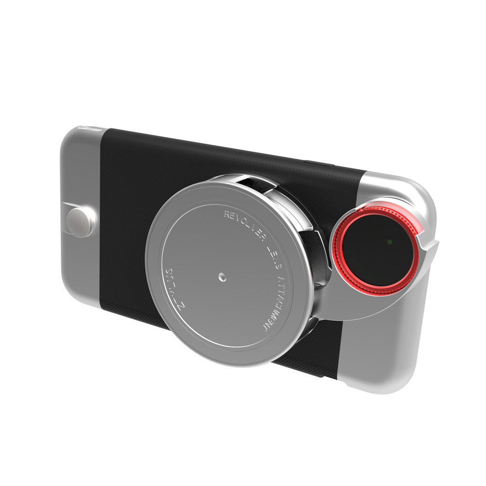 ZTYLUS METAL CAMERA KIT FOR IPHONE 6 / 6S PLUS