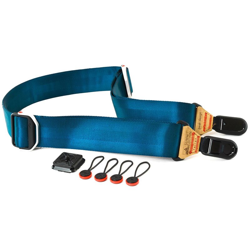 Peak Design Slide Camera Strap SL-2 Special edition BLUE