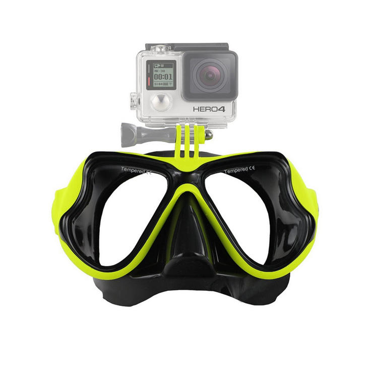 TMC Tempered glass - Kính lặn biển for Action camera, Gopro, Sjcam