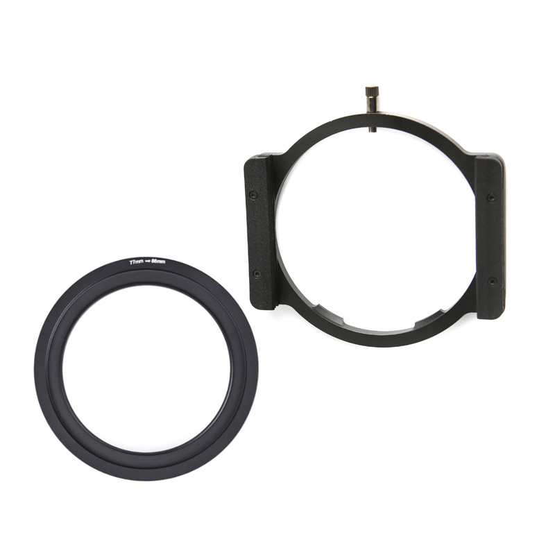 Combo Filter Holder Focus 100mm (Lee standard) và wide adapter ring