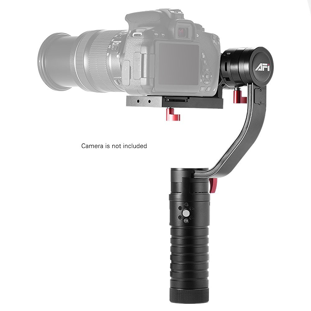 AFI VS-3SD 3 axis electric Gimbal steadicam for DSLR