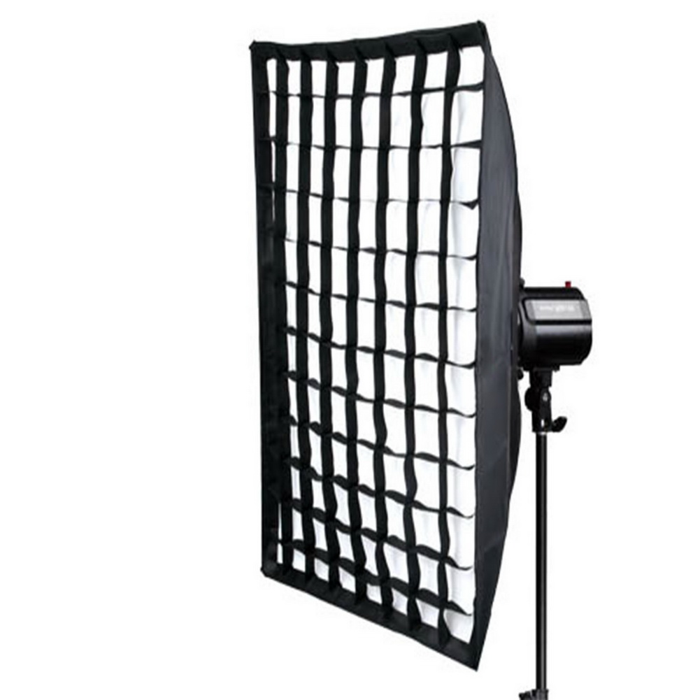 Softbox chính hãng GODOX 80x120cm Vesco Grid - Bowen mount alu ring