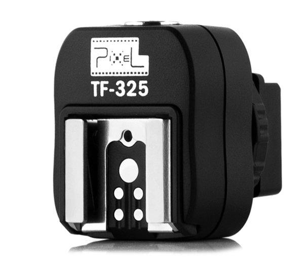 PIXEL TF 325 - Hotshoe adapter For Sony Normal convert to Canon/Nikon