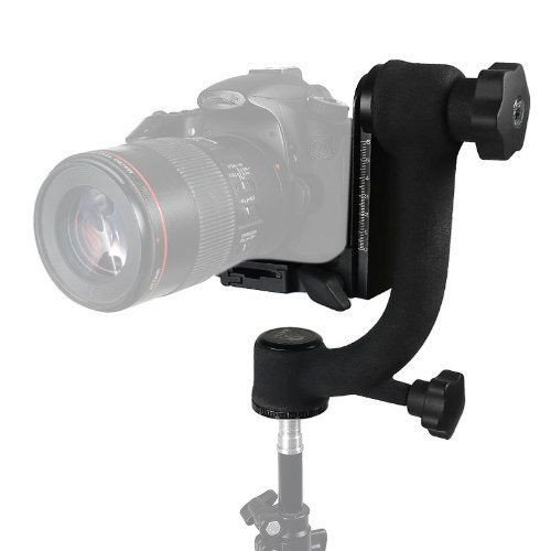 SHOOT 360 panoramic Gimbal head for Tripod