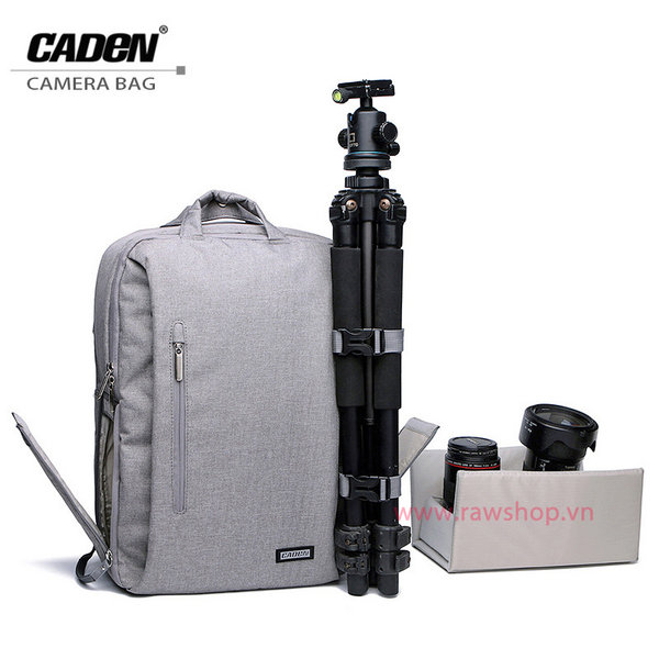 Balo Caden M7 Canvas Full foto