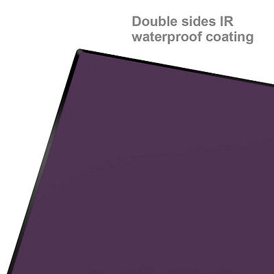 Nisi 100x100mm Nano IR Neutral Density Filter – ND64 (1.8) – 6 Stop