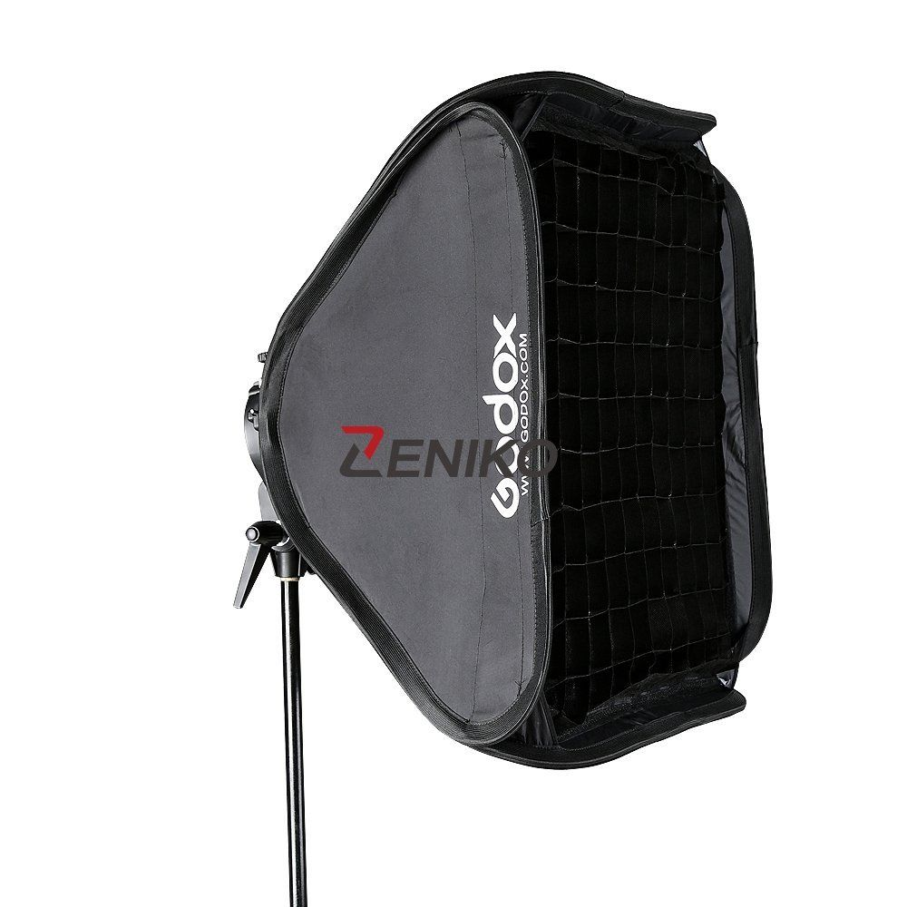 Godox Smart softbox 60x60 with HONEY COMB GRID