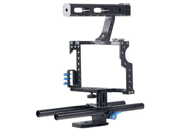 Yelanggu C5 pro case for Sony A7, A7s, GH4