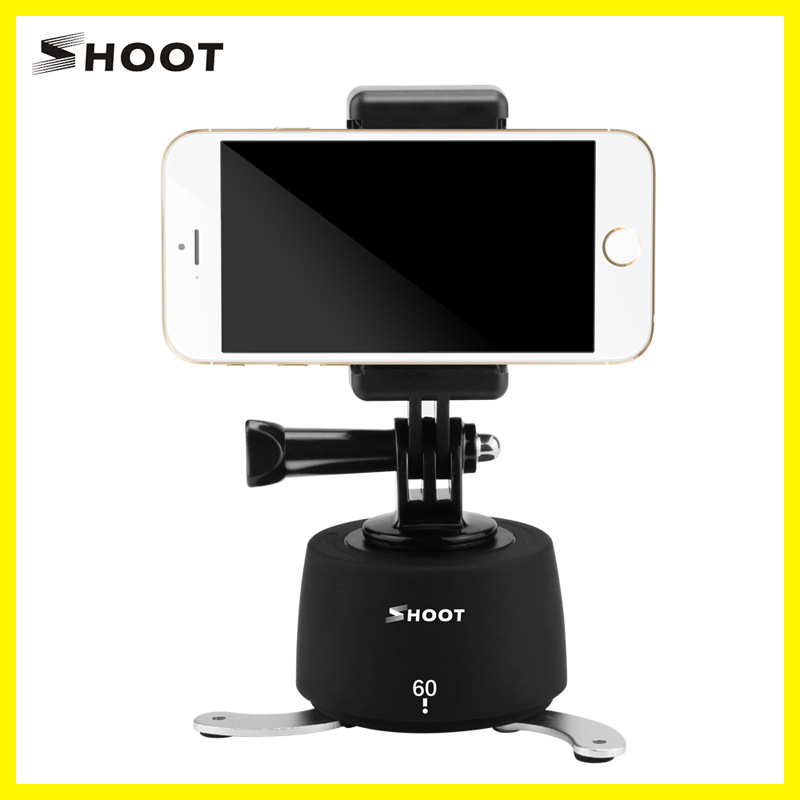 Combo Shoot 360 độ adapter for Gopro, smartphone